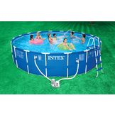 Intex 18' x 48 Metal Frame Pool at mygofer.com