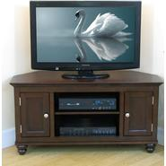 "Premier RTA / Simple Connect Middleton 42"" Corner TV Stand at Kmart.com"