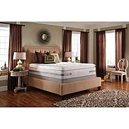 Sealy Gibson TI2 II, Firm Euro Pillowtop, Queen Mattress Only at Sears.com