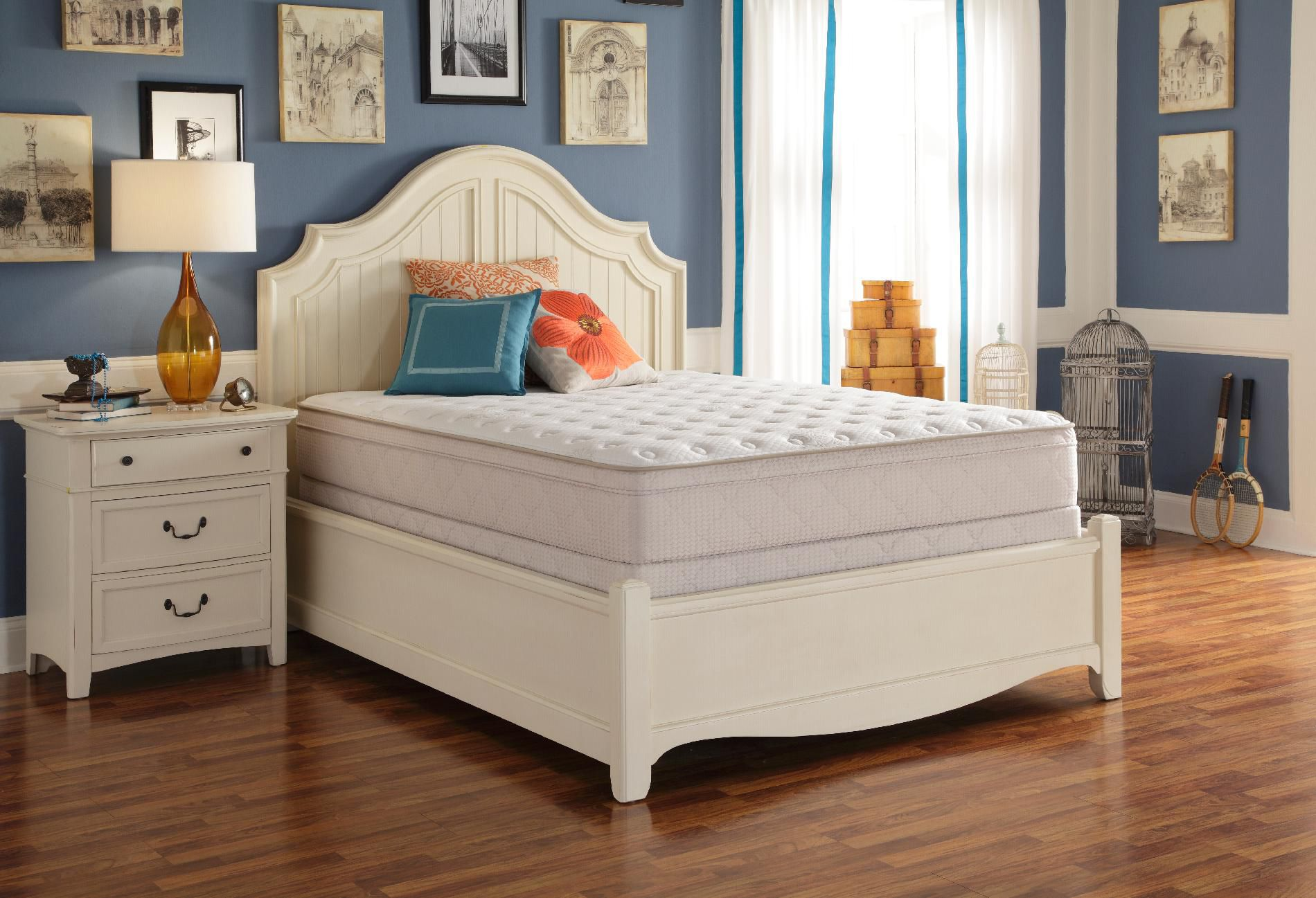 Sealy  Maddox Select, Firm Eurotop, Queen Mattress Only