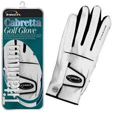 Cabretta Glove Mens Left-Handed Medium