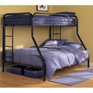 DHP Twin Full Bunk Bed at Kmart.com