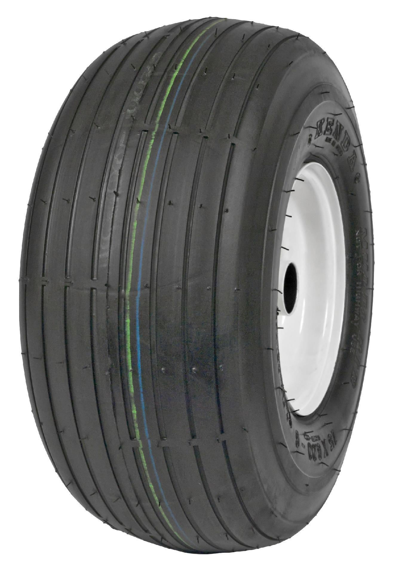 Image of KENDA 506-2R-I 13X500-6 Rib Turf Tire