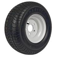 Loadstar 205/65-10 LRC (20.5X850-10) Trailer Tire and 5-Hole Wheel at Sears.com