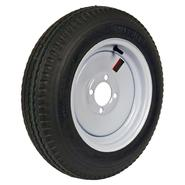 Loadstar 480-12 LRB Trailer Tire and 4-Hole Wheel at Sears.com