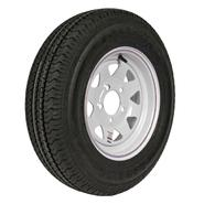Loadstar Karrier 175/80R-13 LRC Radial Trailer Tire and 5-Hole Custom Spoke Wheel at Sears.com