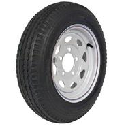 Loadstar 530-12 LRB Trailer Tire and 5-Hole Custom Spoke Wheel at Sears.com