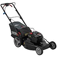 "Craftsman 190cc* Briggs & Stratton Platinum Engine, 22"" Rear Drive Self-Propelled EZ Lawn Mower 50 States at Craftsman.com"