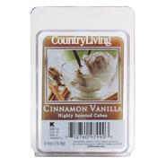 Country Living WAX BAR MELT; CINNAMON VANILLA at Kmart.com