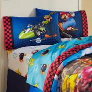 Nintendo Boy's Super Mario Reversible  Pillowcase at Kmart.com