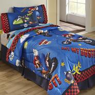 Nintendo Super Mario Twin Comforter at Kmart.com