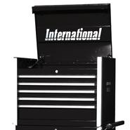 "International Professional 27"" 5-Drawer Ball Bearing Slides Top Chest Black at Kmart.com"
