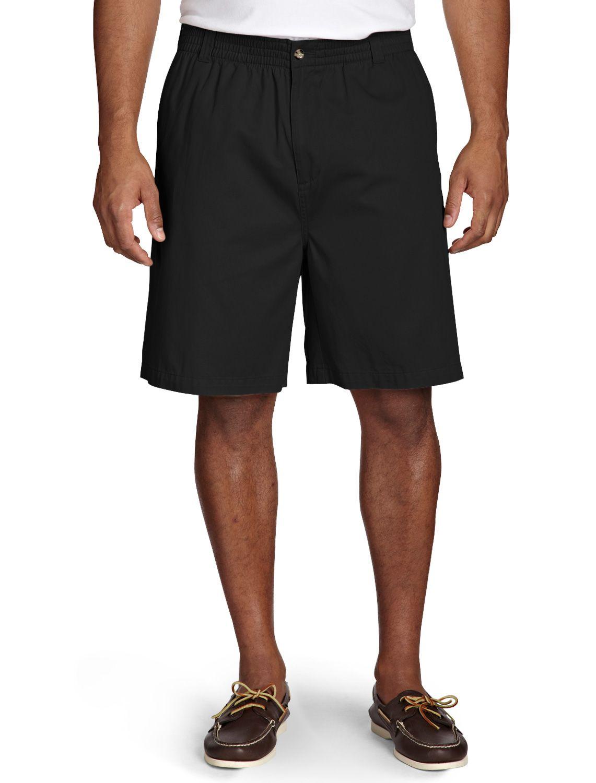 Canyon Ridge Elastic-Waist Shorts