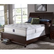 Serta Metallic Super Pillow Top Firm Queen Mattress at Sears.com