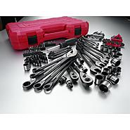 Craftsman 115 pc. Universal Mechanics Tool Set at Sears.com