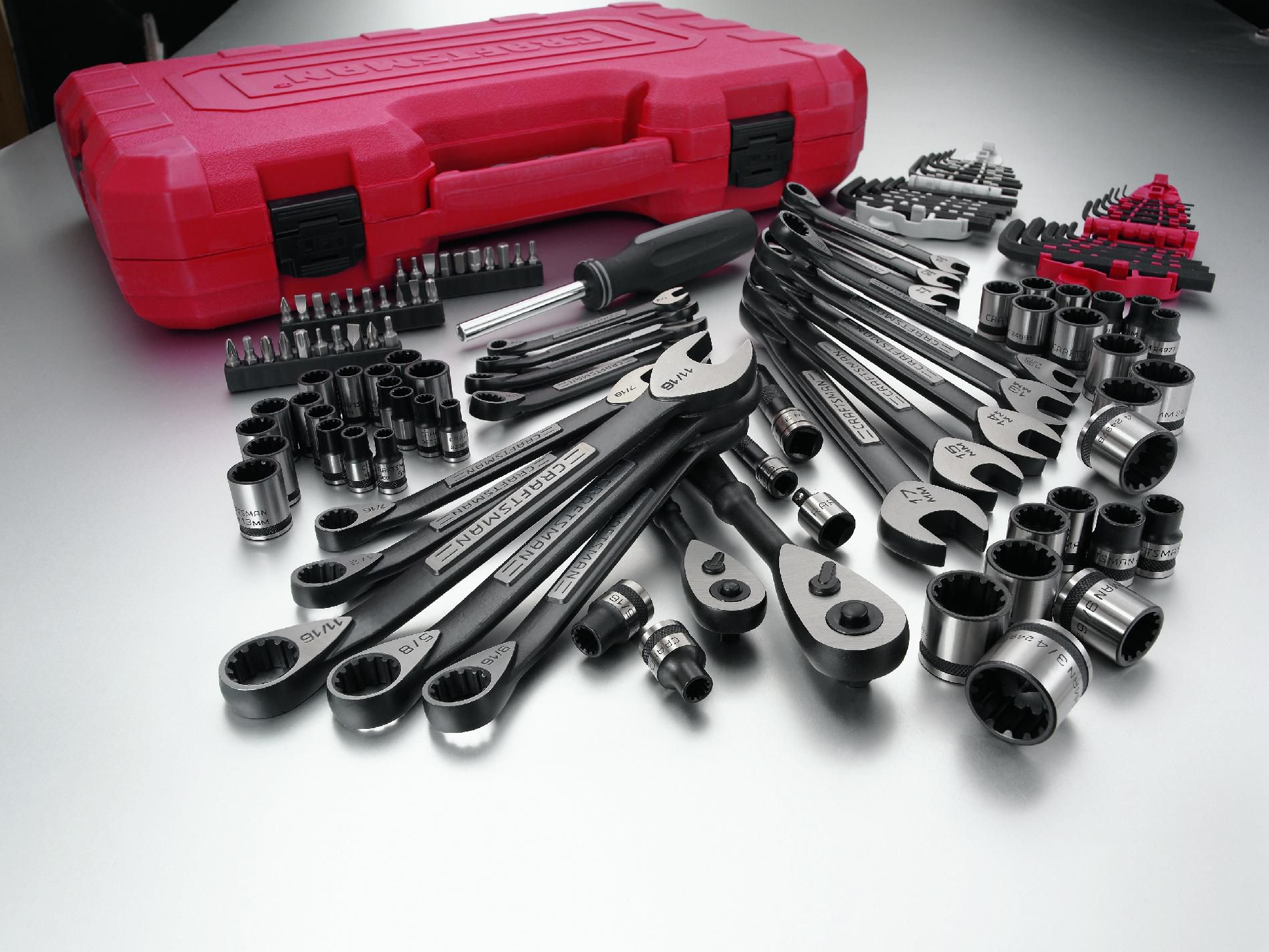 Craftsman  115 pc. Universal Mechanics