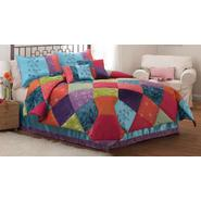 Pem America Kashmere Gem Twin Comforter with Sham at Kmart.com