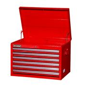 "International 27"" 6-Drawer Ball Bearing Slides Top Chest Red at Sears.com"