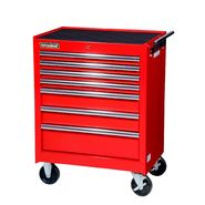 "International 27"" 7-Drawer Ball Bearing Slides Roller Cabinet Red at Sears.com"