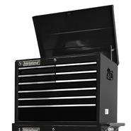 "International 27"" 9-Drawer Ball Bearing Slides Top Chest Black at Kmart.com"