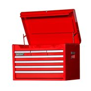 "International 27"" 7-Drawer Ball Bearing Slides Top Chest Red at Sears.com"