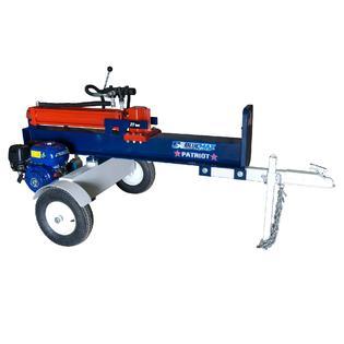 BLUE MAX 27 Ton 54,000 lb Horizontal Gas Log Splitter -