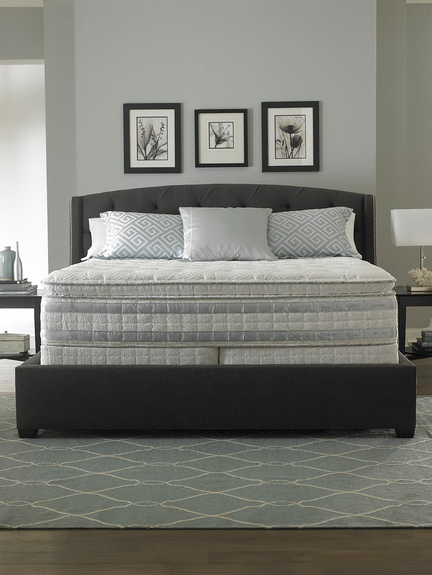 Serta  Ceremony Super Pillow Top Queen Mattress