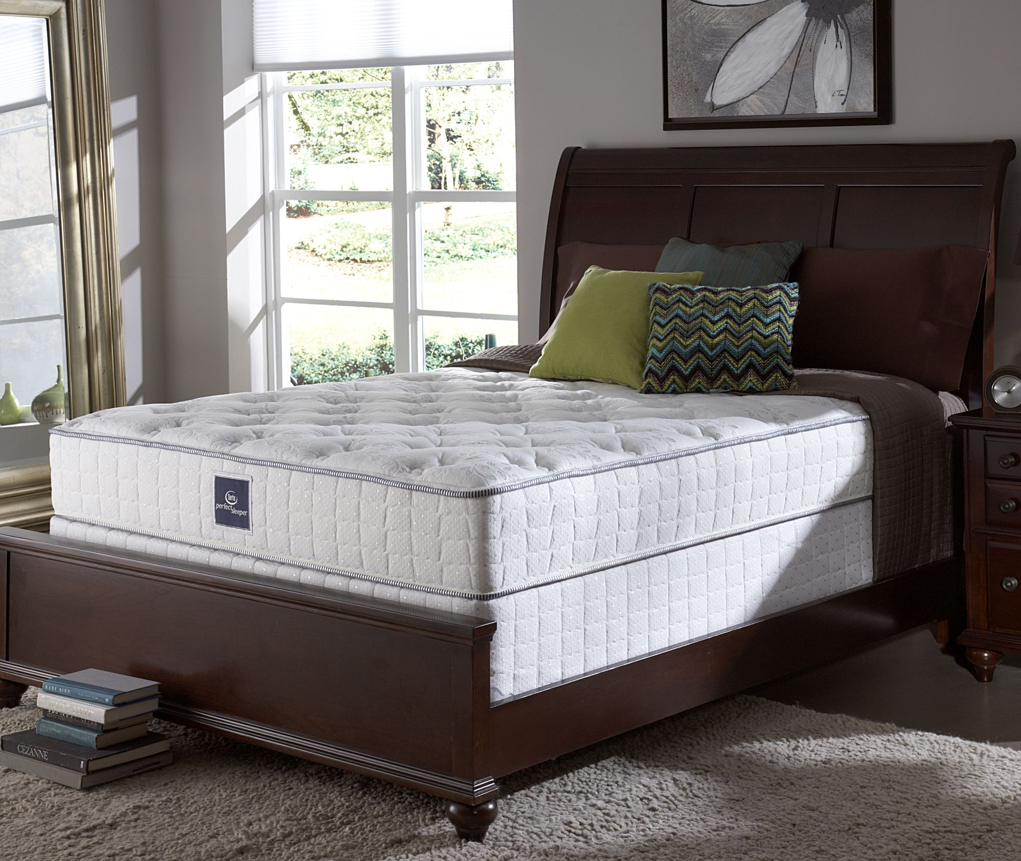 Serta CLOSEOUT - Split Queen boxspring