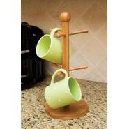 Lipper Bamboo Mug Tree at Kmart.com