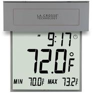 La Crosse Technology 306-605 Solar Window Outdoor Thermometer at Kmart.com