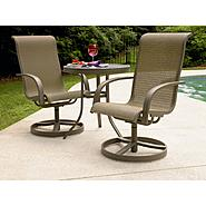 Garden Oasis Grandview 3 Pc. Bistro Set at Kmart.com