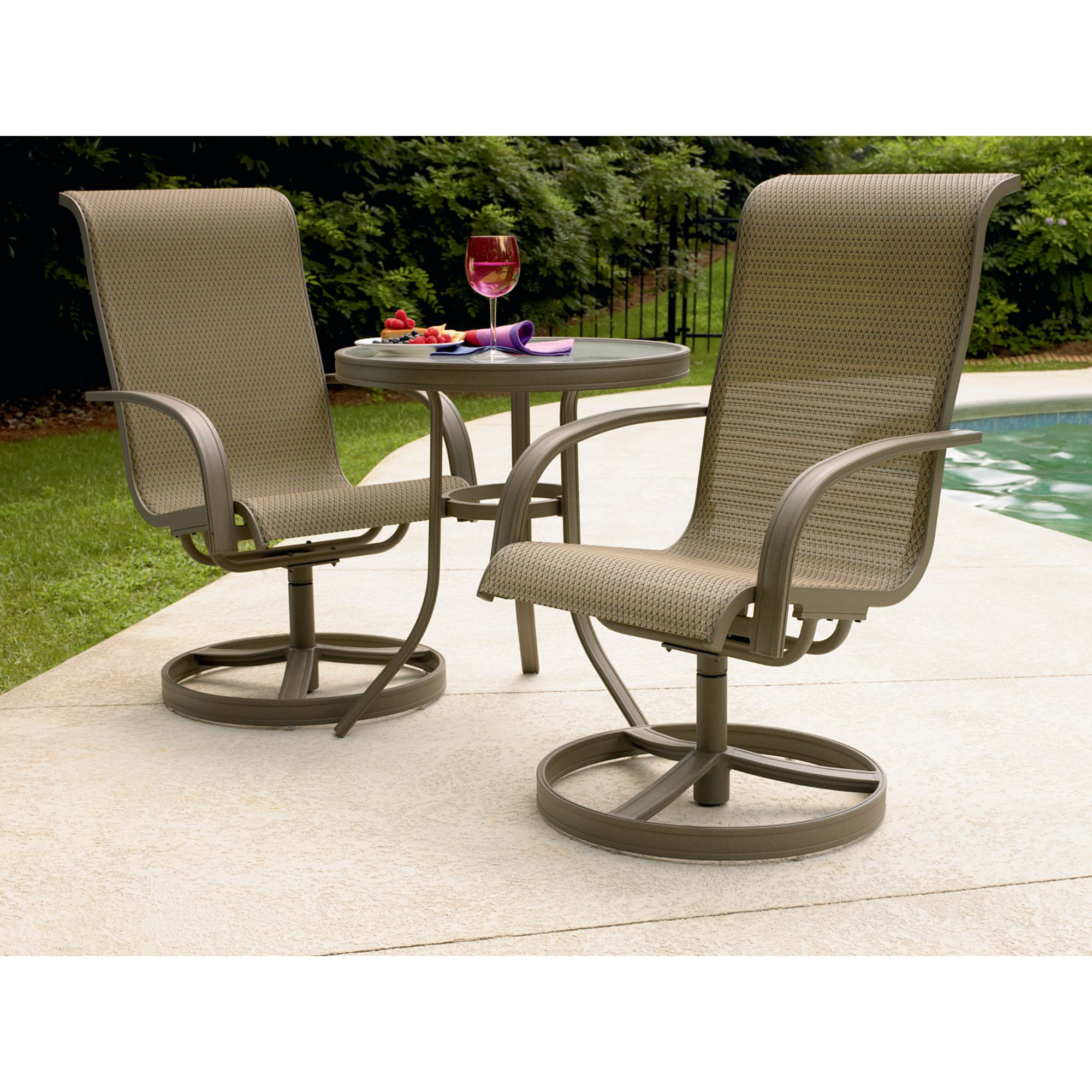 Garden Oasis  Grandview 3 Pc. Bistro Set