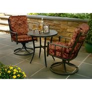 Country Living Menlo Park 3 Pc. Bistro Set - Auburn at Kmart.com