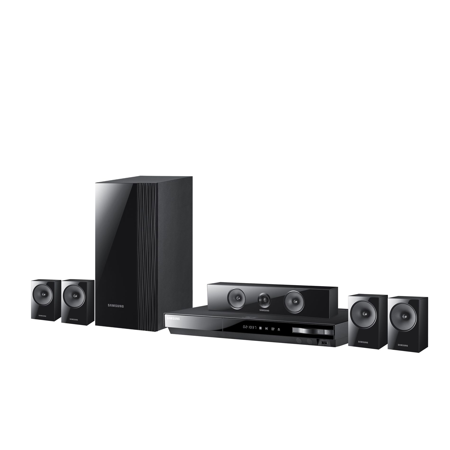Buy Samsung Home Audio - Samsung Home Theater System HT-E5400