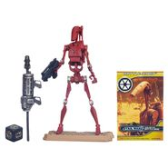 Star Wars by Hasbro STAR WARS Movie Heroes BATTLE DROID Figure at Kmart.com