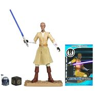 Star Wars by Hasbro STAR WARS THE CLONE WARS MACE WINDU Figure at Kmart.com
