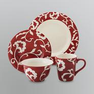 Sandra by Sandra Lee 16-Piece Dinnerware Set at Kmart.com