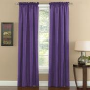 Eclipse Curtains Solid Thermapanel Solid Room Darkening Purple at Kmart.com
