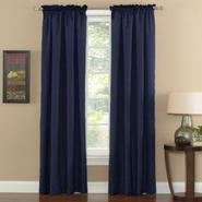 Eclipse Curtains Solid Thermapanel Solid Room Darkening Navy at Kmart.com