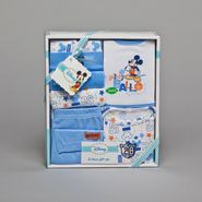 Disney Baby Boy's Infant 6-Piece Mickey Gift Set Blue at Kmart.com