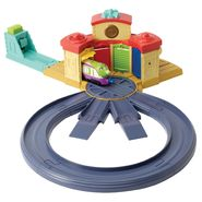 Learning Curve Chuggington Launch & Go Roundhouse Playset at Kmart.com