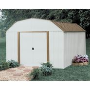Arrow Buildings Steel Shed Barn Style SR1012 (10 Ft. x 12 Ft.) at Kmart.com