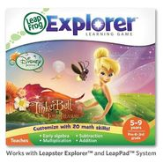 LeapFrog ® Explorer™ Learning Game: Disney Fairies: Tinker Bell and the Lost Treasure at Sears.com