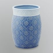 Country Living Gabriella Blue Wastebasket at Kmart.com