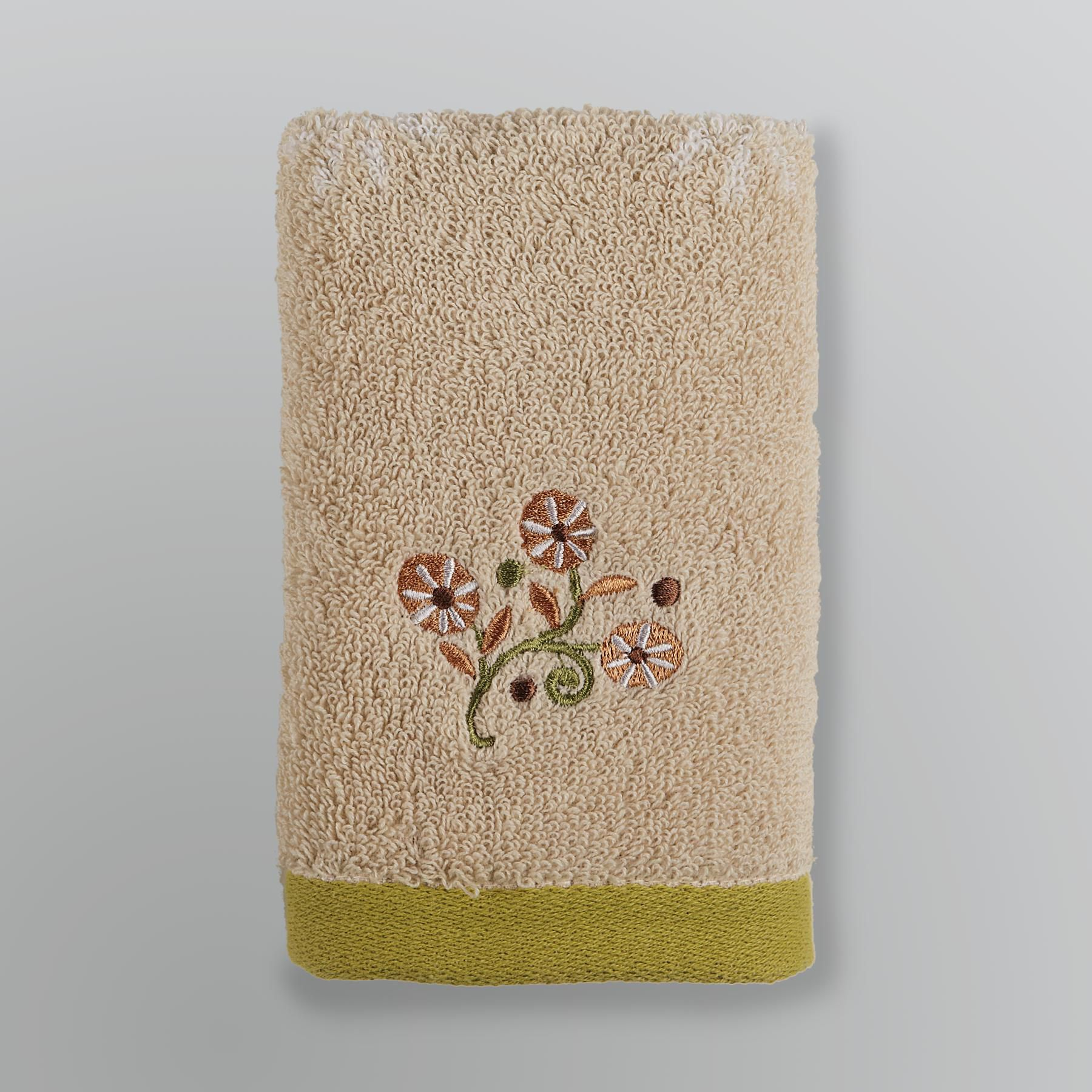 Owl Fingertip Towel