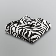 The Great Find Print Snuggle Plush Oversized Throw at Kmart.com