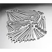 Craftsman 43 pc. Standard and Metric 12 pt. Combination Wrench Set at Kmart.com