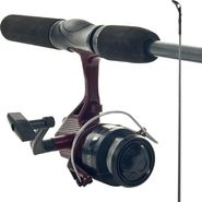 Gone Fishing™ Rod & Spinning Reel (Red) Combo at Kmart.com