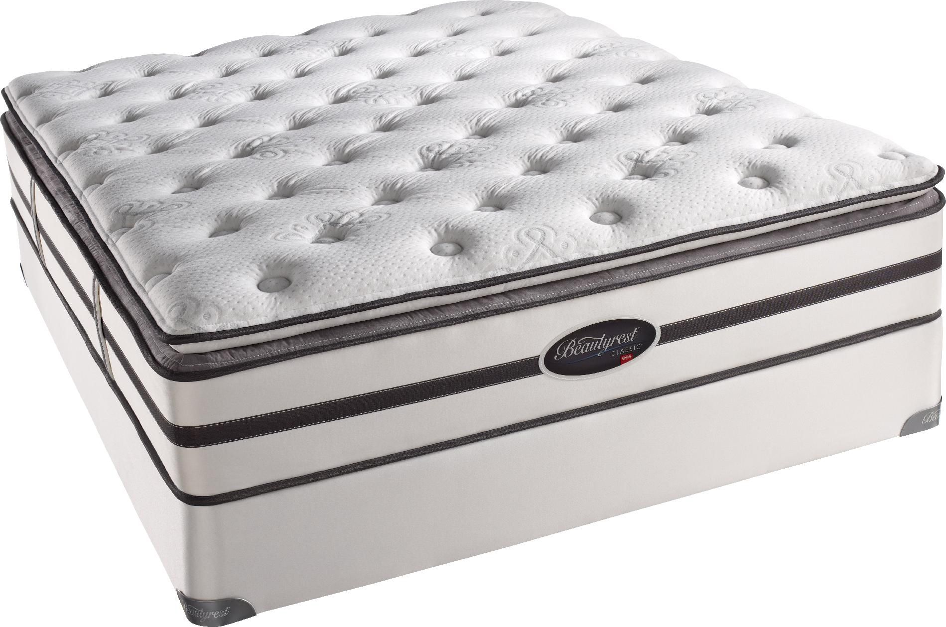 Glover Park Firm Pillowtop Queen mattress