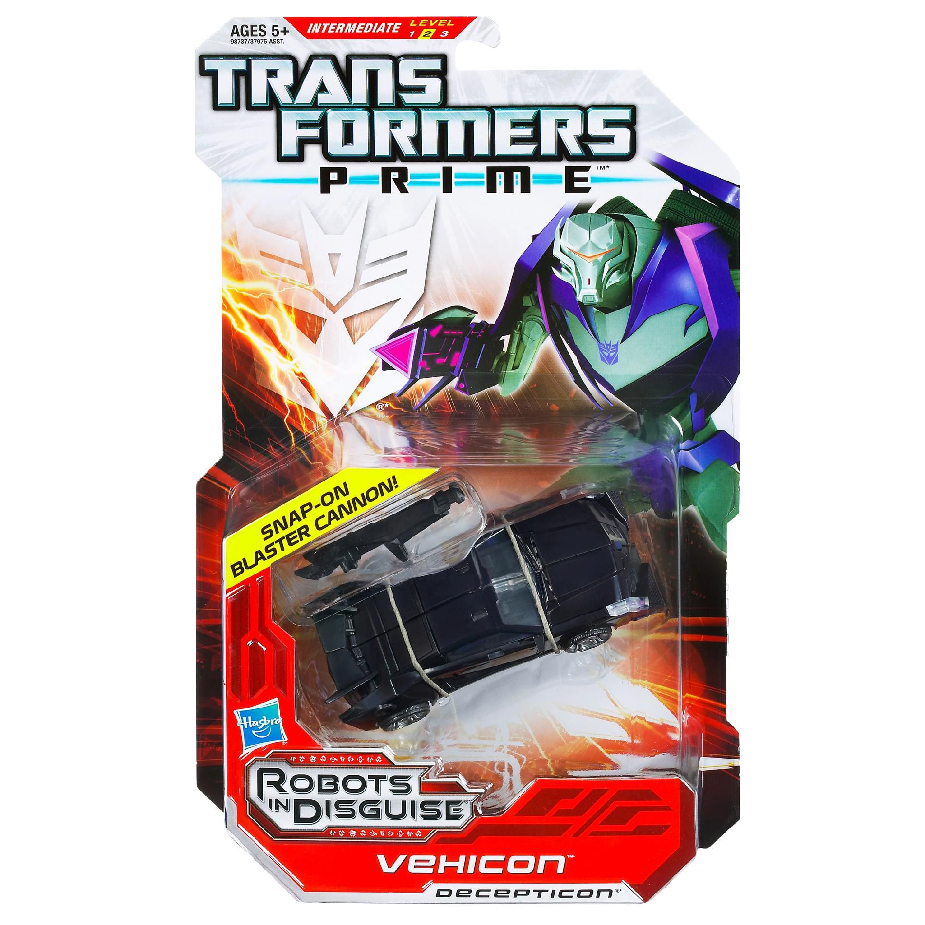 PRIME ROBOTS IN DISGUISE DELUXE CLASS SERIES 1 VEHICON                                                                           at mygofer.com
